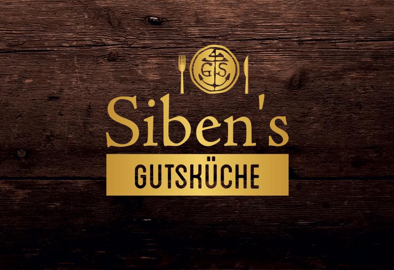 Logo für Siben's Gutsküche