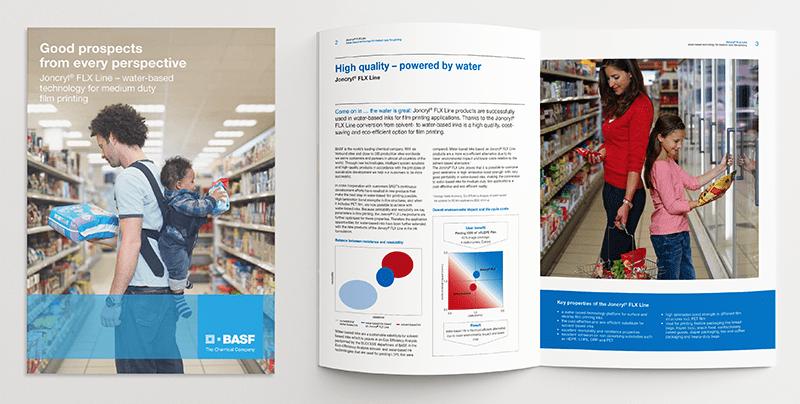 Broschüre für BASF