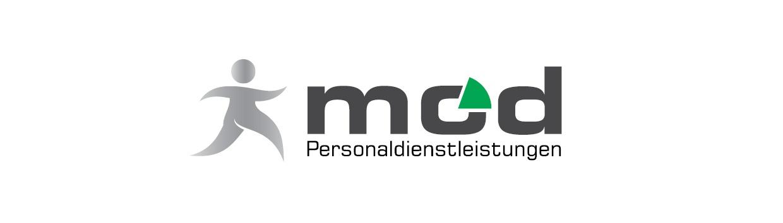 Logo für mod Personaldienstleistungen