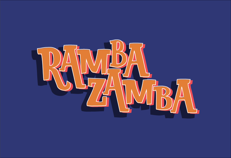 Rambazamba - Funwords - Spaß mit Typografie